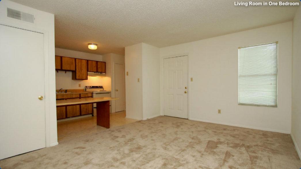 Onebedroom Livingroom3 Woodwinds Apartments Augusta Ga